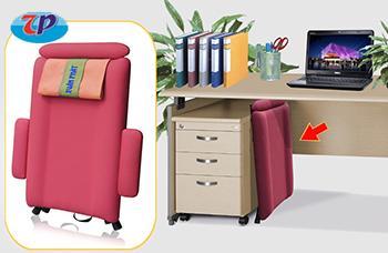 Ghế ngủ văn phòng GN01  (Gấp gọn)