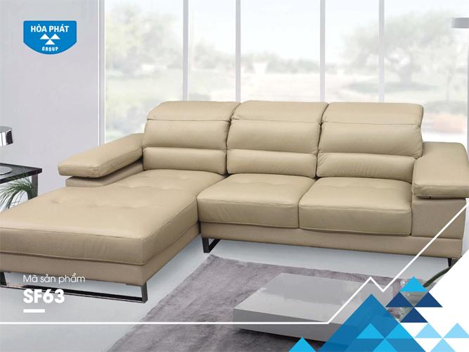 Sofa da cao cấp SF63